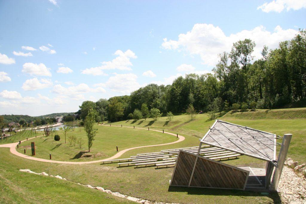 Montfermeil - Ville arboretum