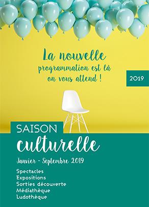 Guide saison culturelle janvier-septembre 2019