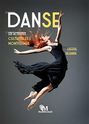 Couverture Les activités culturelles à Montfermeil : danse (2020)