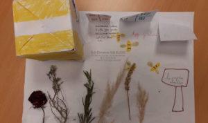 """Concours de dessin """"Imagine une abeille dans ta ville en 2030"""" - Selma Dourrham"""