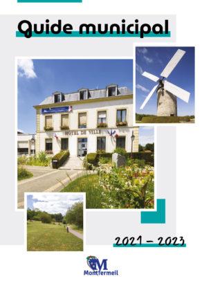 Couverture Guide municipal 2021-2023