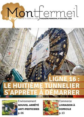 Couverture Avril 2021
