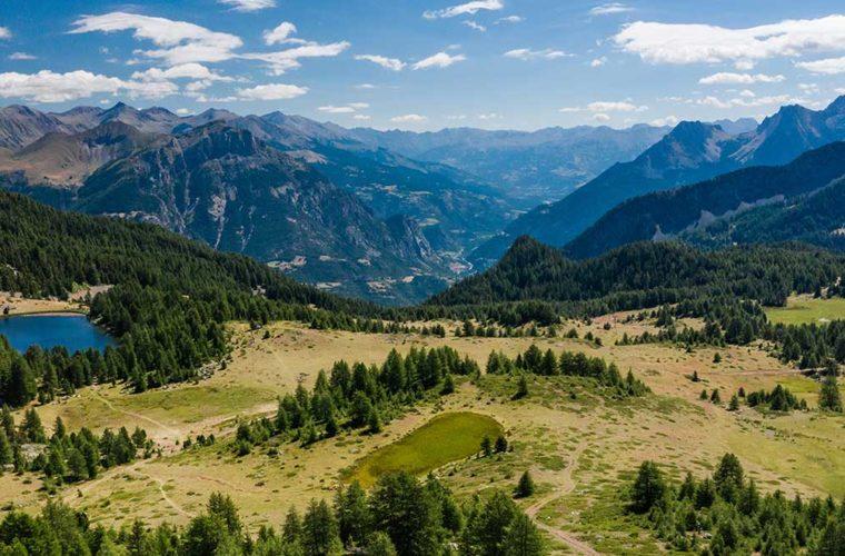 Découverte du milieu montagnard à Montclar, Alpes (12-17 ans)