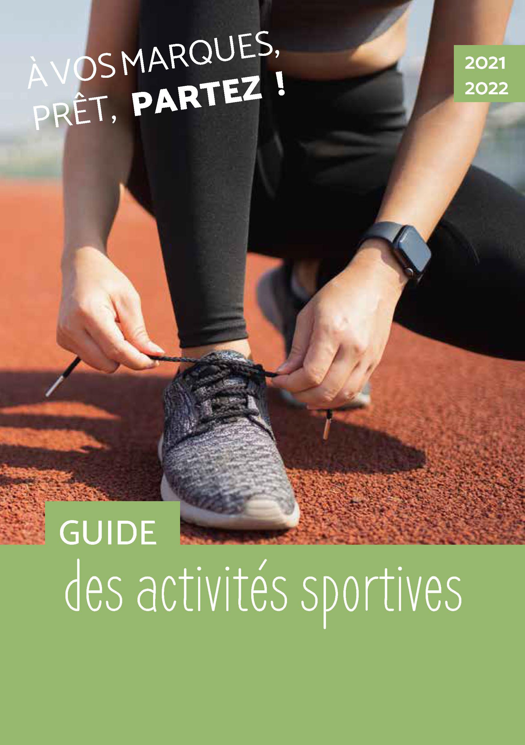 Guide des activités sportives 2021-2022